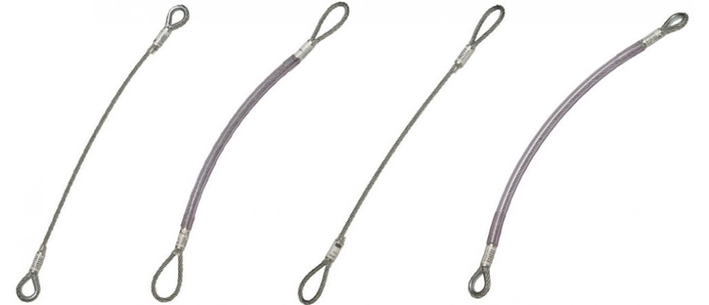 new product - wire anchor strops